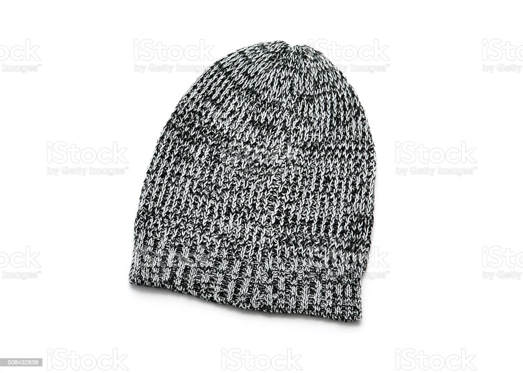 Knit Toque stock photo