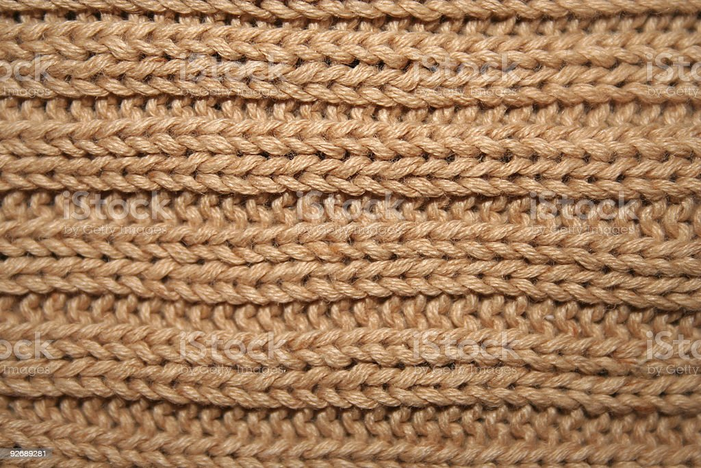 knitted background stock photo
