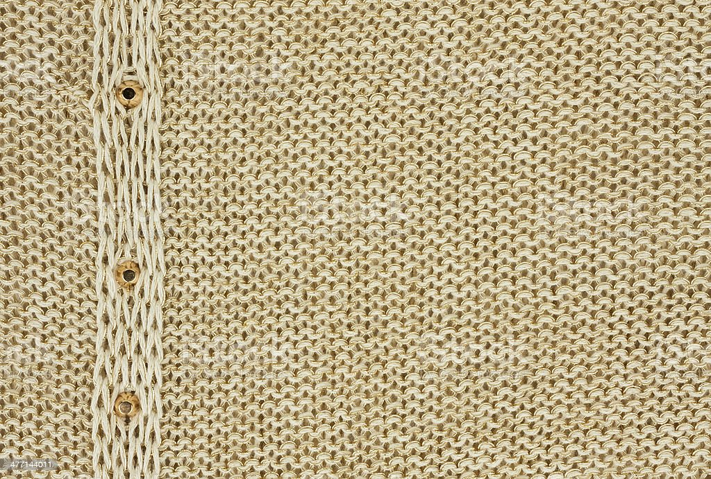 Knitted fabric ,background royalty-free stock photo