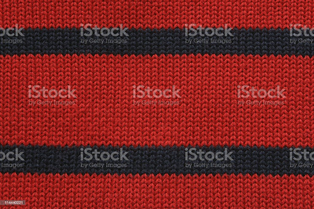 Knitted fabric royalty-free stock photo