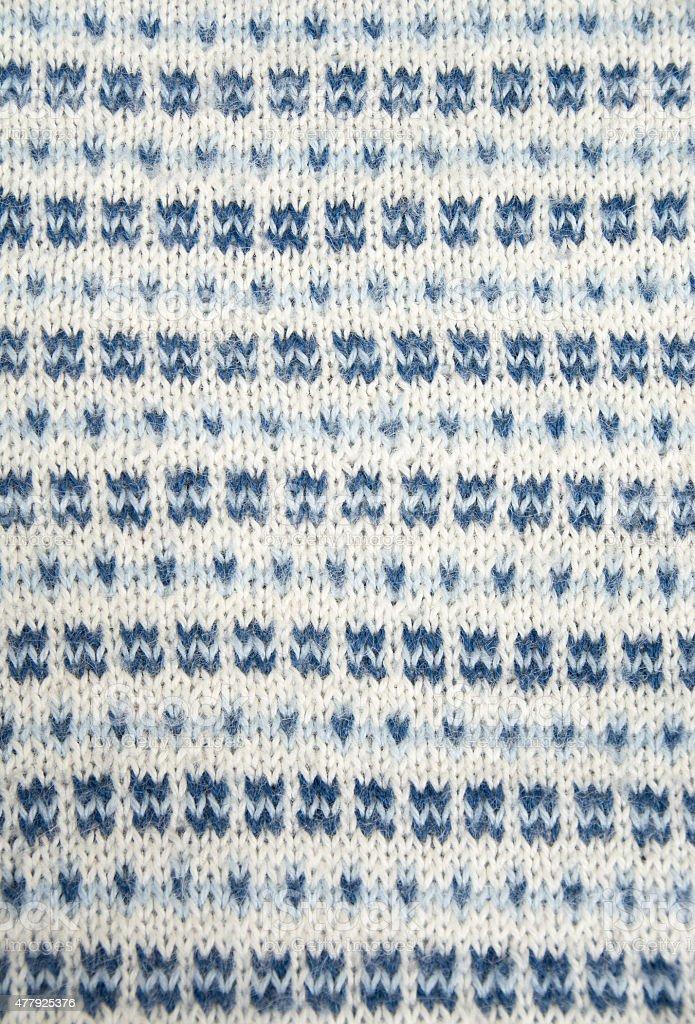 Patrón de tejido, primer plano foto de stock libre de derechos