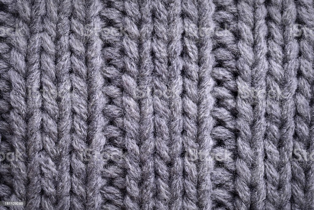 Knitted texture background royalty-free stock photo