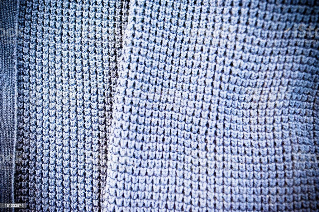 knitted textured background royalty-free stock photo