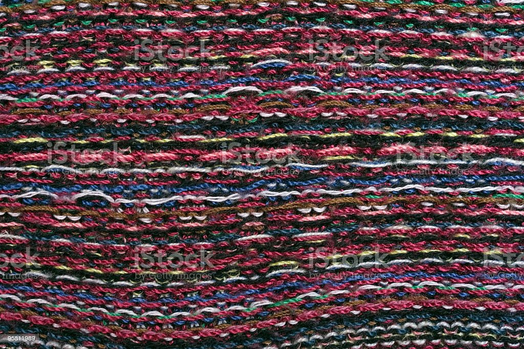 knitting texture close-up royalty-free stock photo