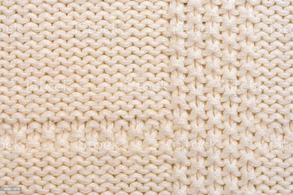 knitting wool pattern royalty-free stock photo
