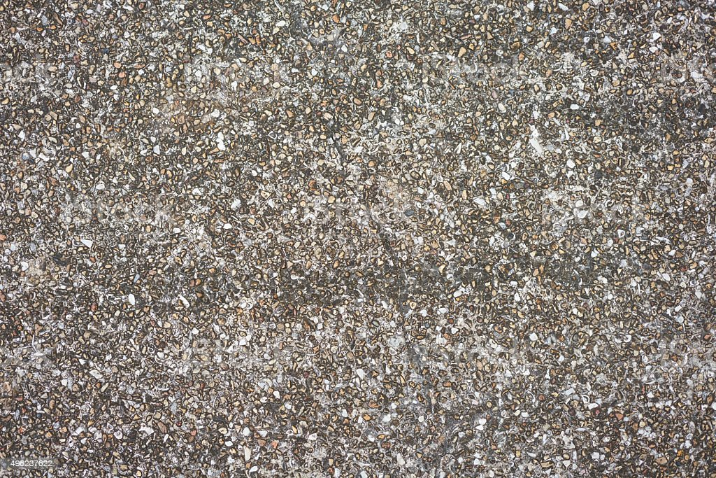 knobby rock cement wall royalty-free stock photo