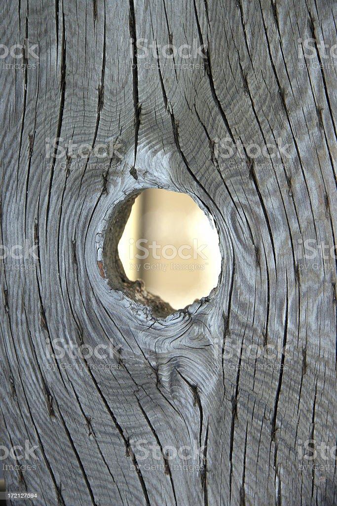 Knotty Lumber royalty-free stock photo