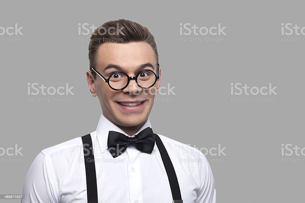 I know a lot of things. stock photo