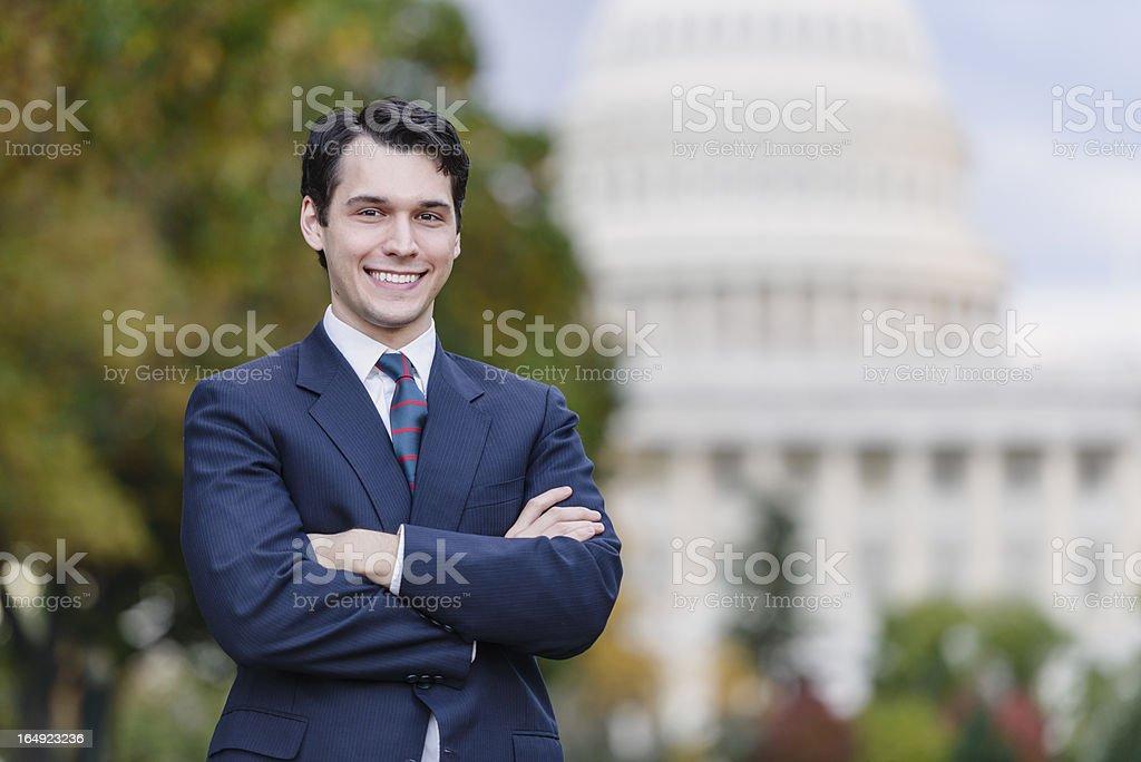 I Know How To Fix Washington stock photo