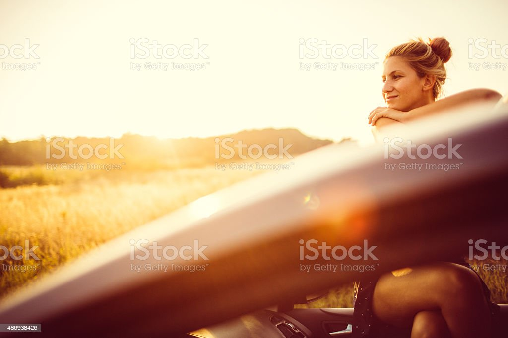 Know how to relax stock photo