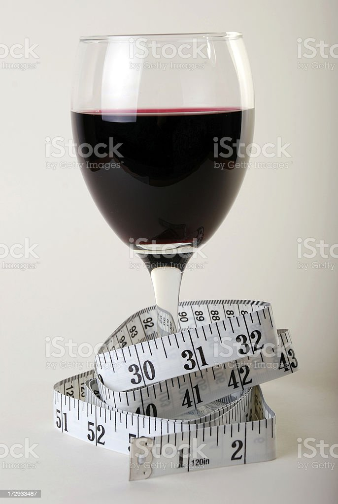 'Know your limits, red' stock photo