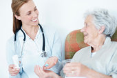 Knowledgable and devoted nurse
