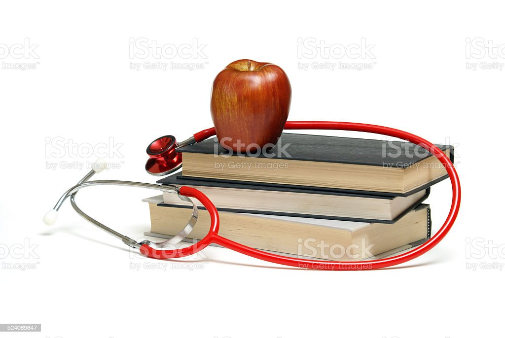 Knowledgable Healthcare stock photo