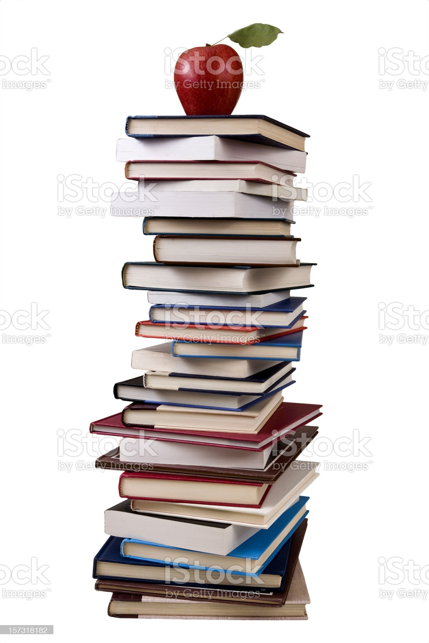 Knowledge is Power royalty-free stock photo
