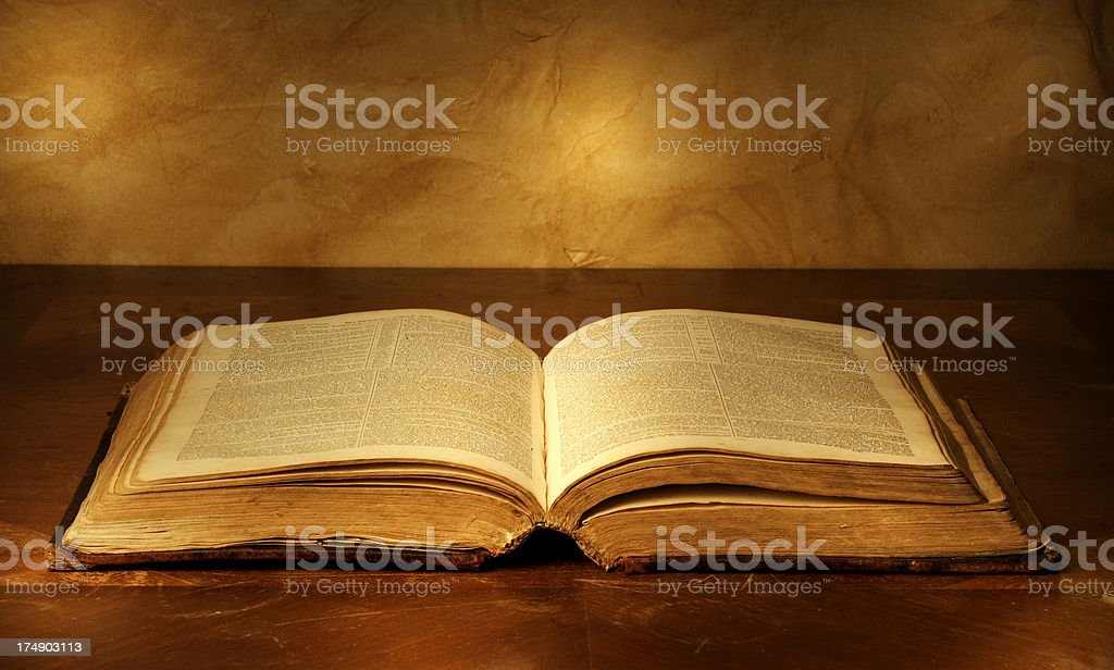 Knowledge stock photo