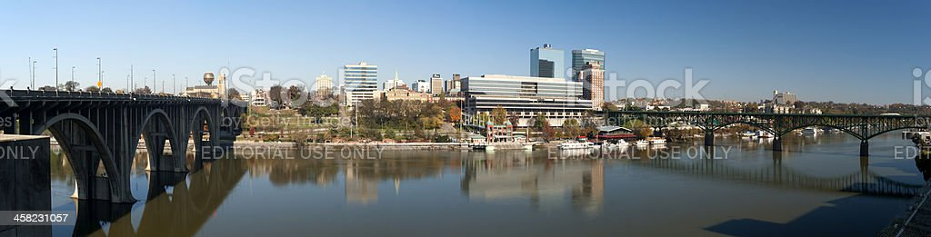 Knoxville Tennessee stock photo