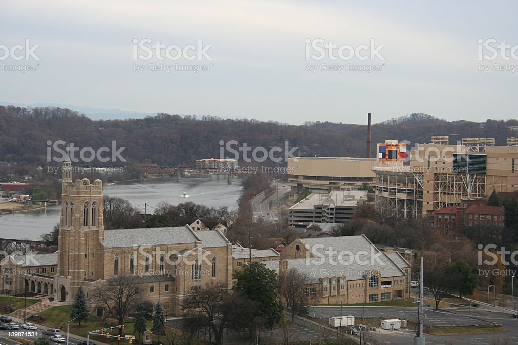 Knoxville, TN stock photo
