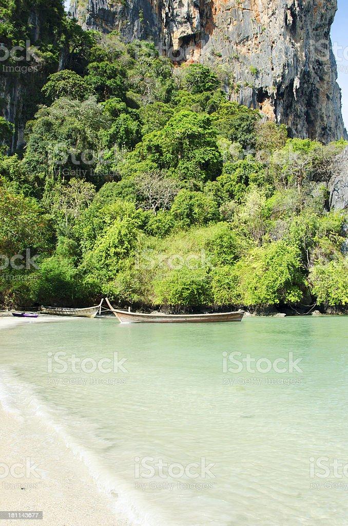 Ko Krabi royalty-free stock photo