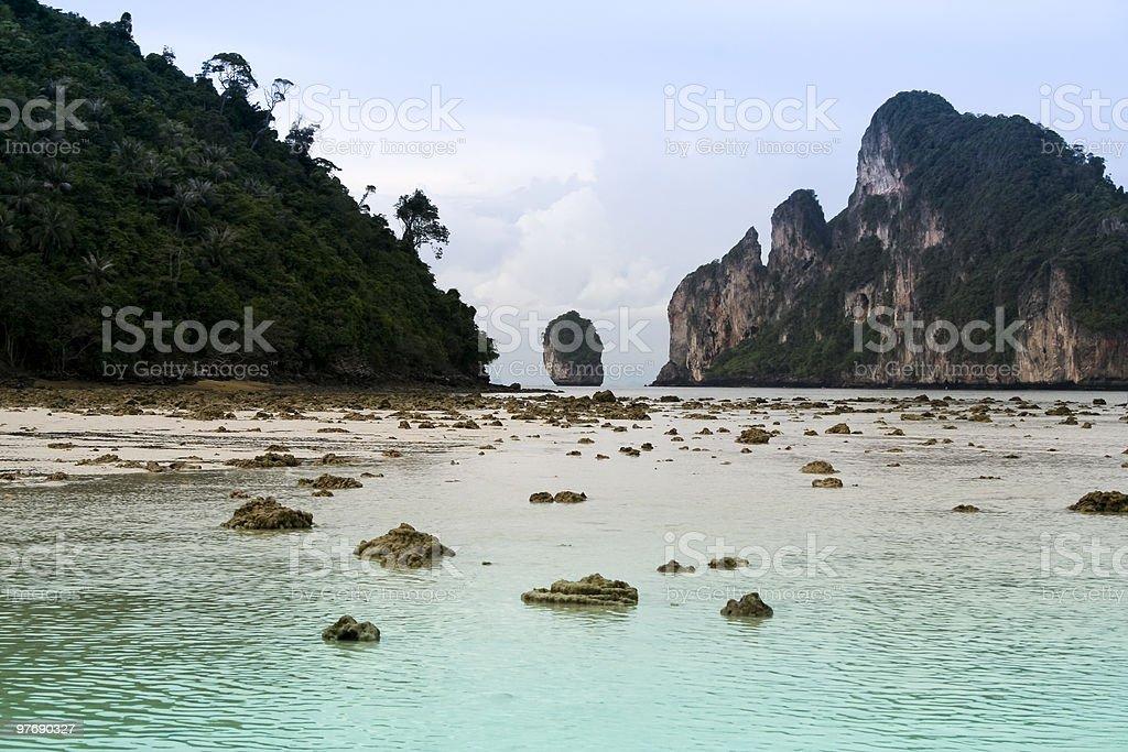 Ko phiphi don island thailand royalty-free stock photo