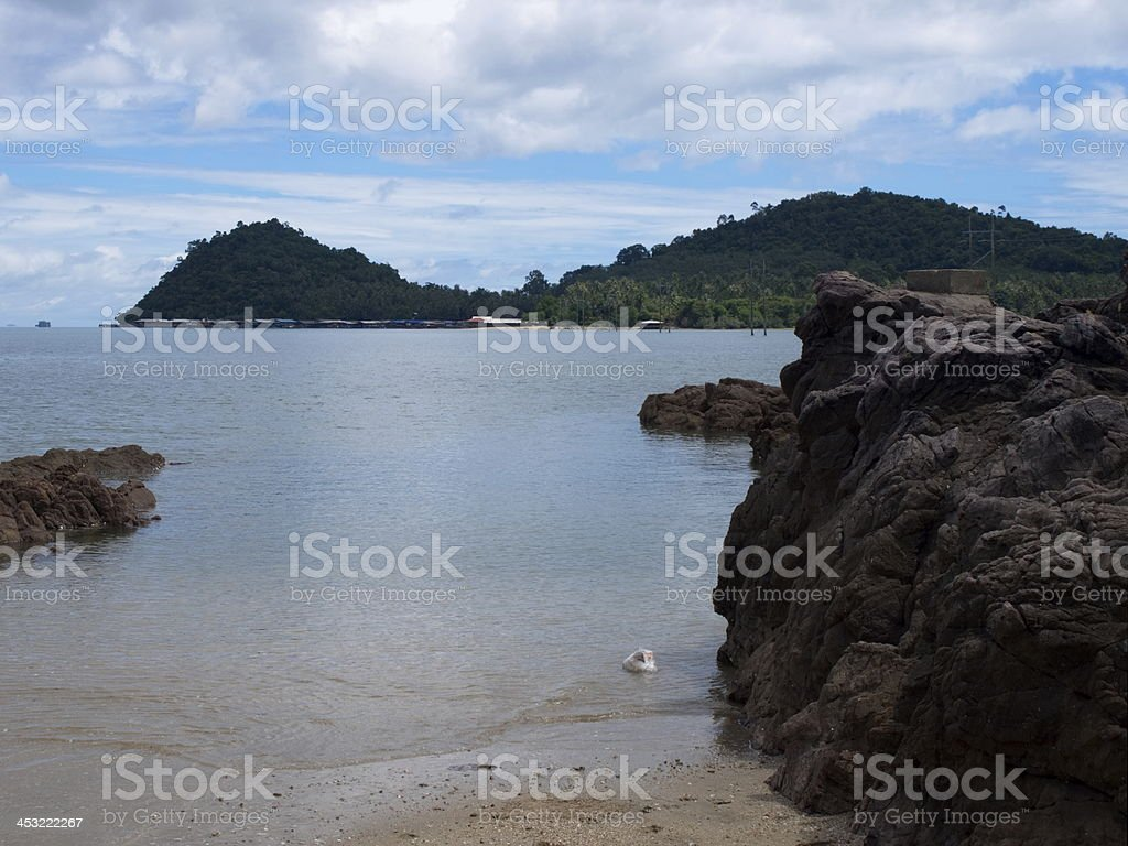 Ko Phitak royalty-free stock photo