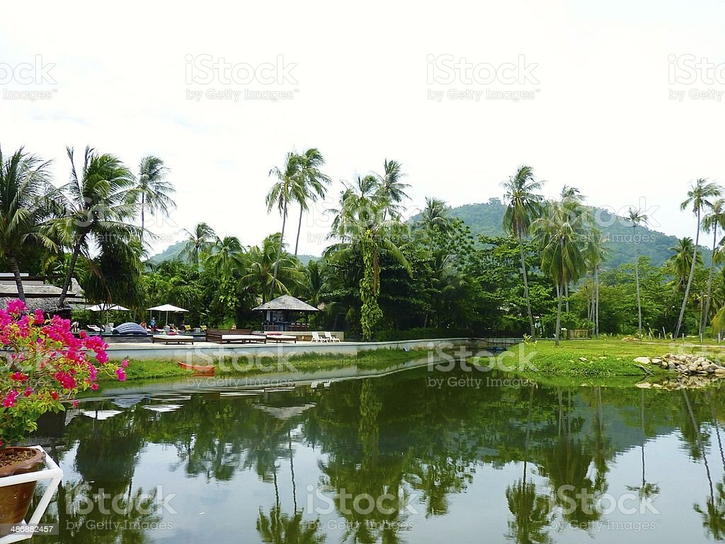Ko Samui_Island_Thailand royalty-free stock photo