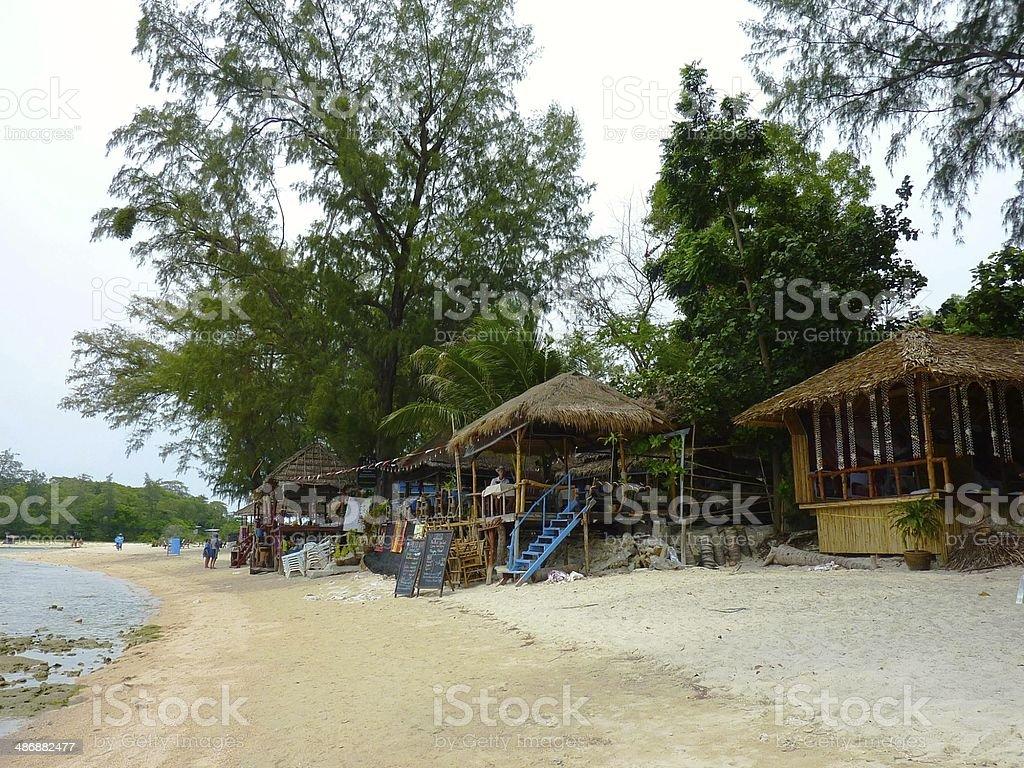 Ko Samui_Island_Thailand royalty-free stock photo