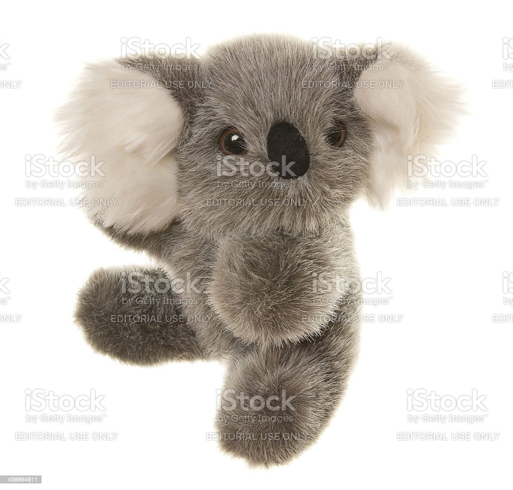 Koala Toy royalty-free stock photo