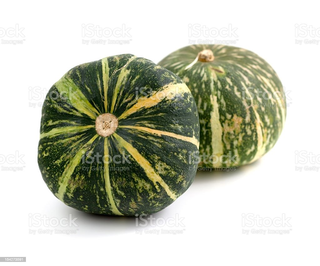 Kobacha Squash royalty-free stock photo