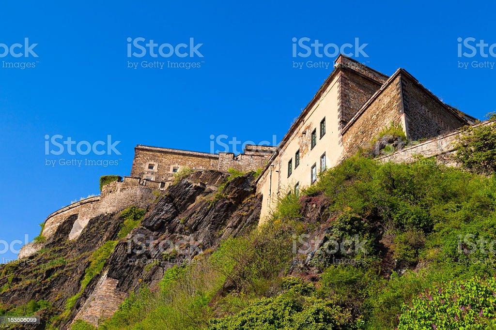 Koblenz, Germany. stock photo