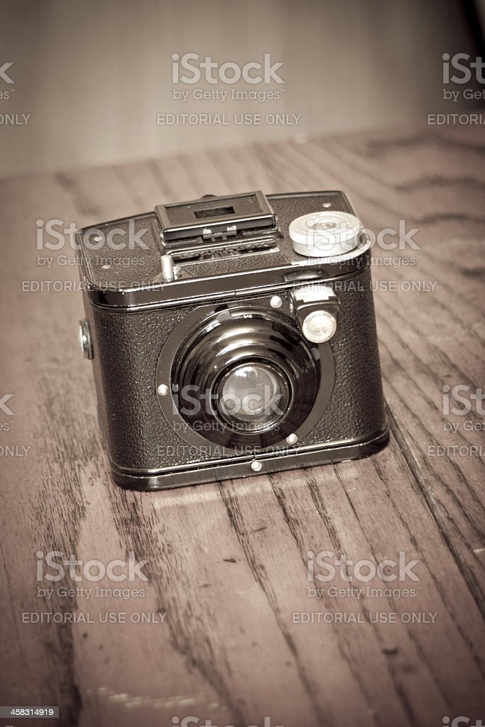 Kodak box 920 royalty-free stock photo