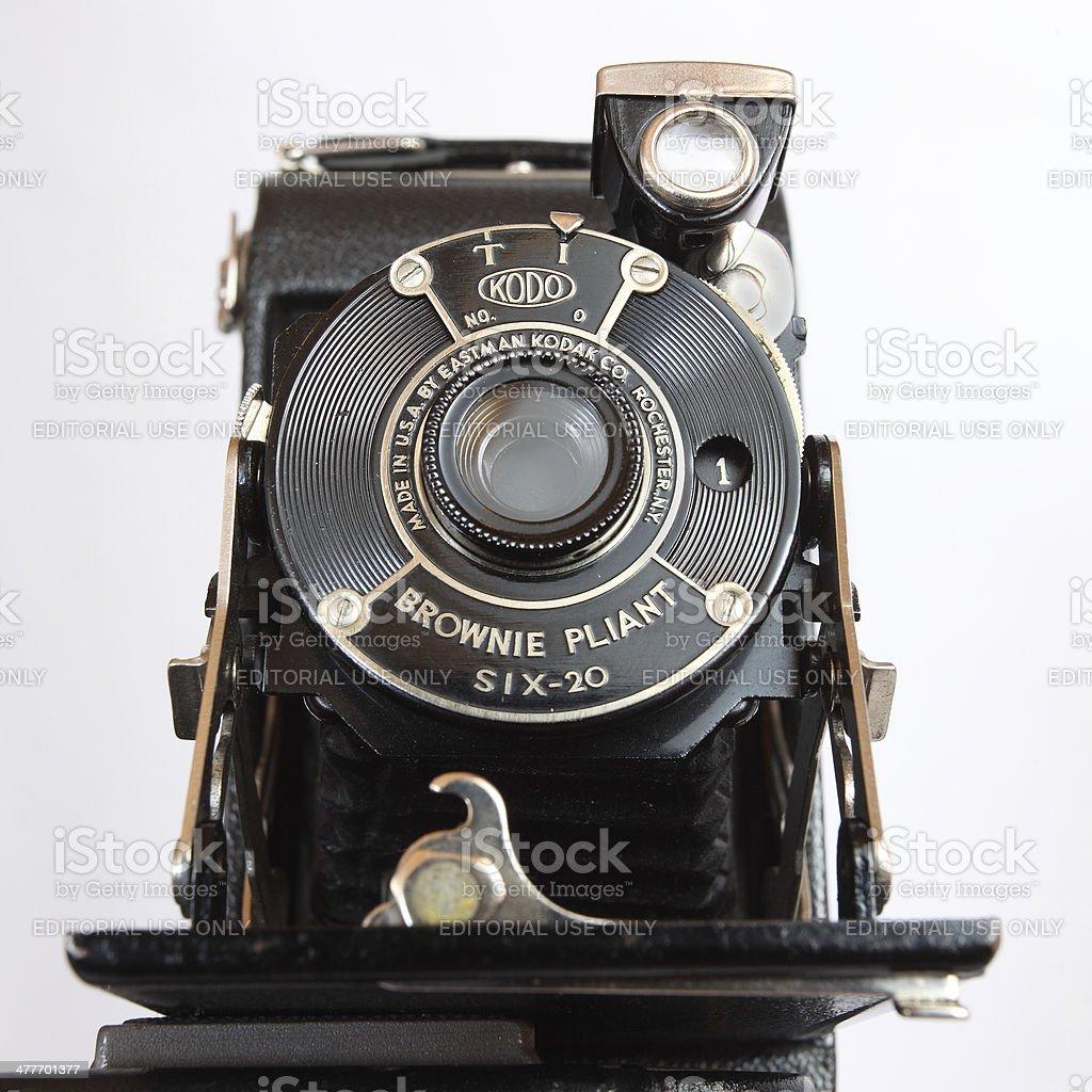 Kodak Camera stock photo