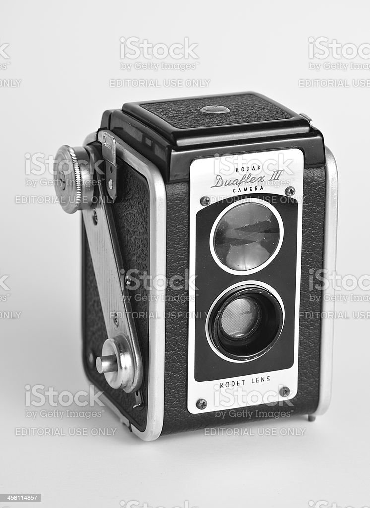 Kodak Duraflex III Camera royalty-free stock photo