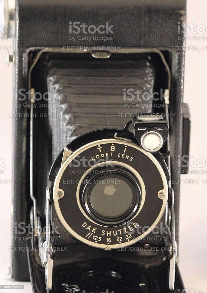 Kodak Vigilant Junior royalty-free stock photo