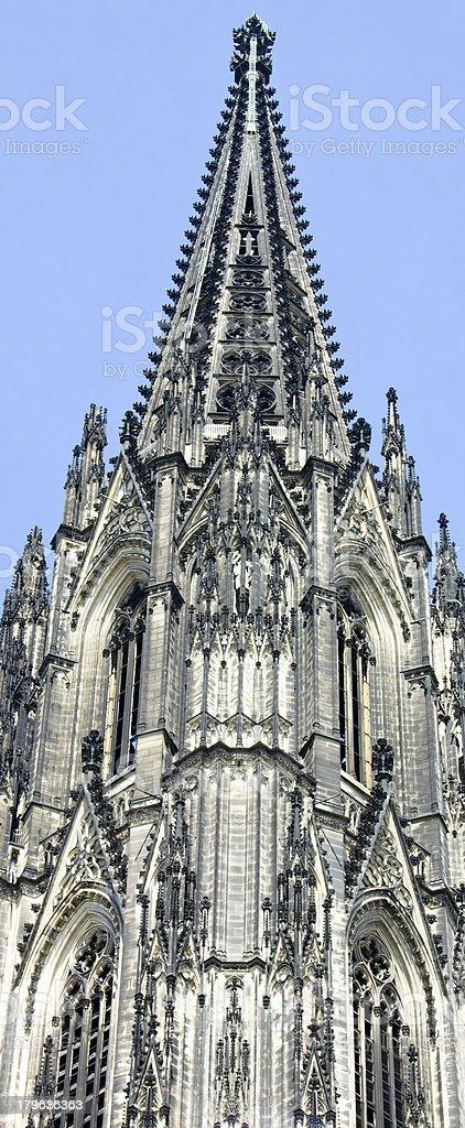 Koelner Dom (Cologne Cathedral) in Koelne, Germany royalty-free stock photo