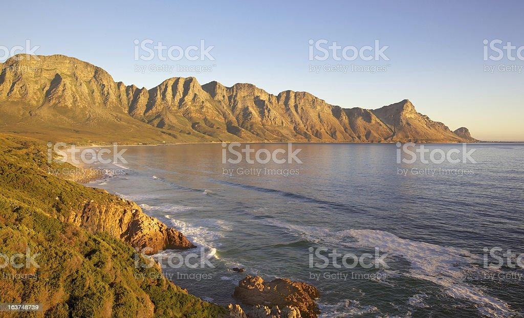 Kogel Bay royalty-free stock photo