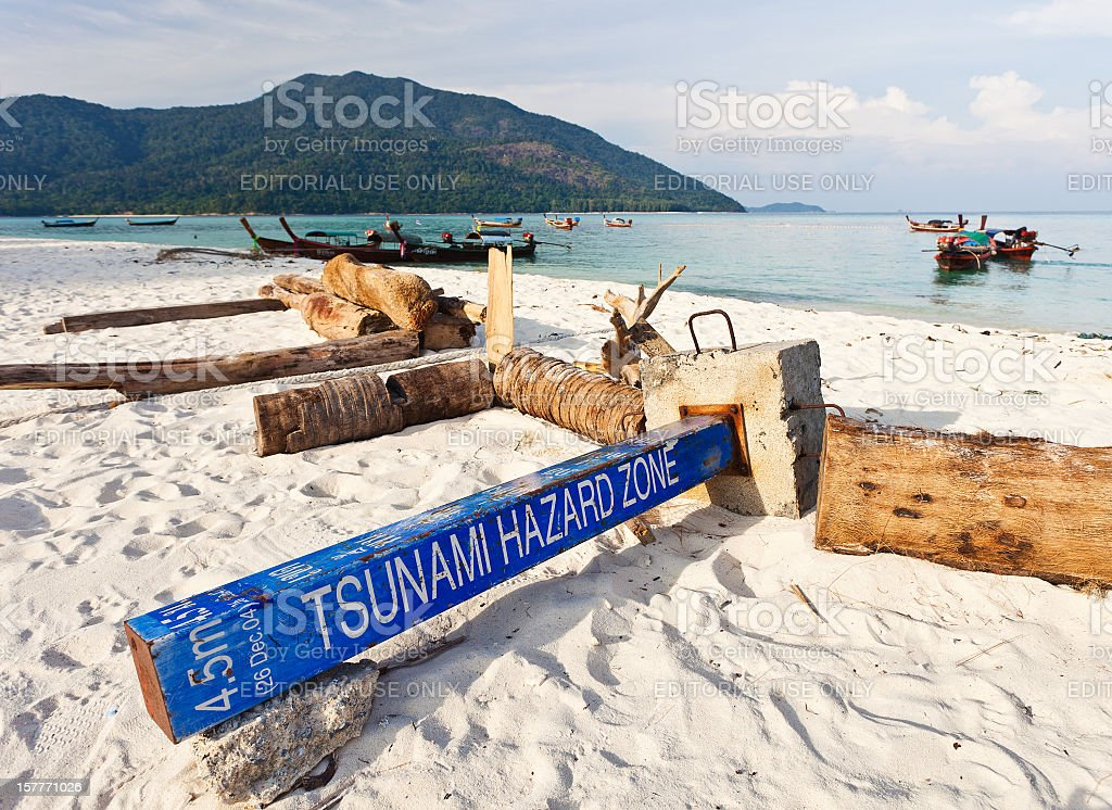 Koh Lipe, Thailand stock photo