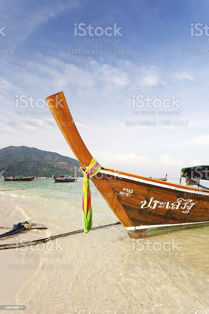 Koh Lipe, Thailand royalty-free stock photo