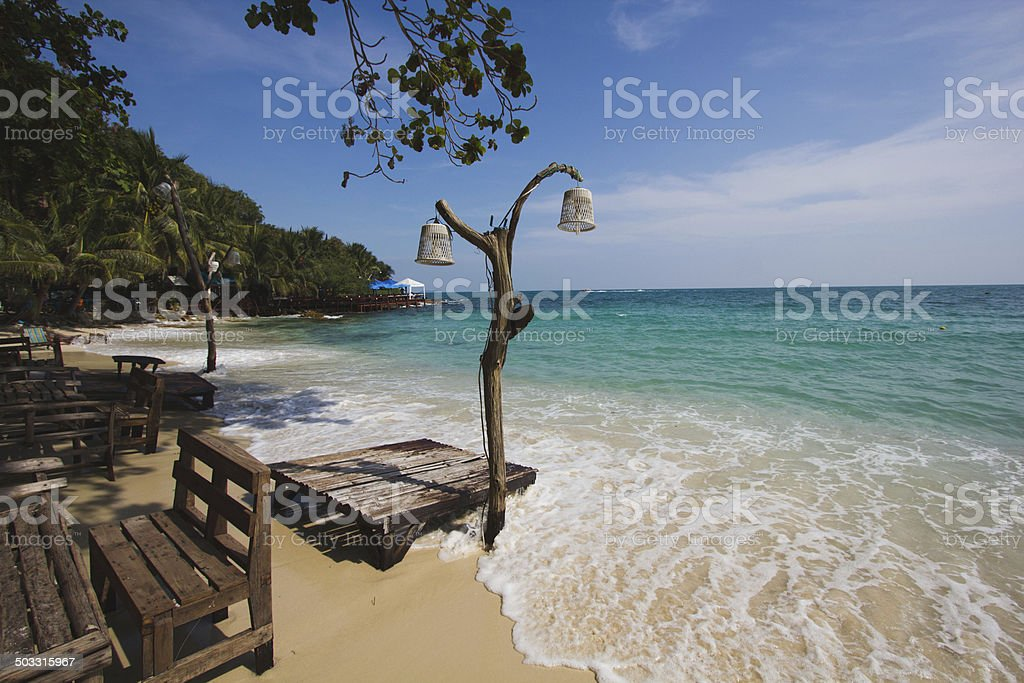 Koh Samed royalty-free stock photo
