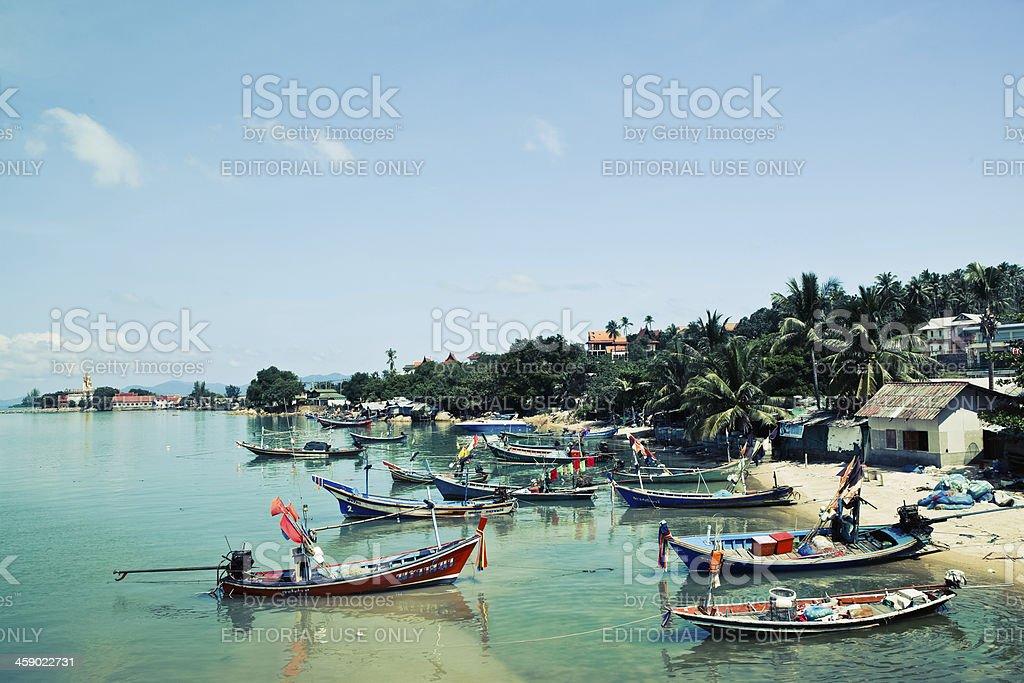 Koh Samui, Thailand royalty-free stock photo