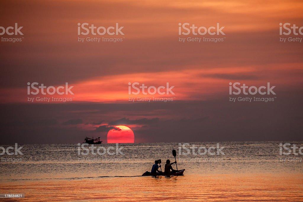 Koh Tao Island royalty-free stock photo