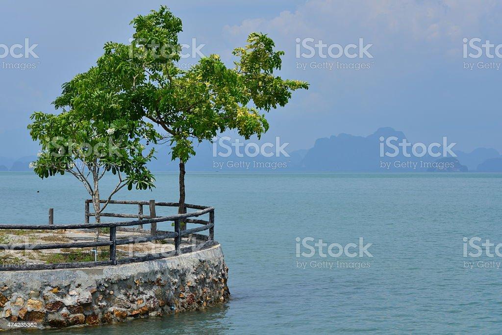 Koh Yao Noi, Thailand. stock photo