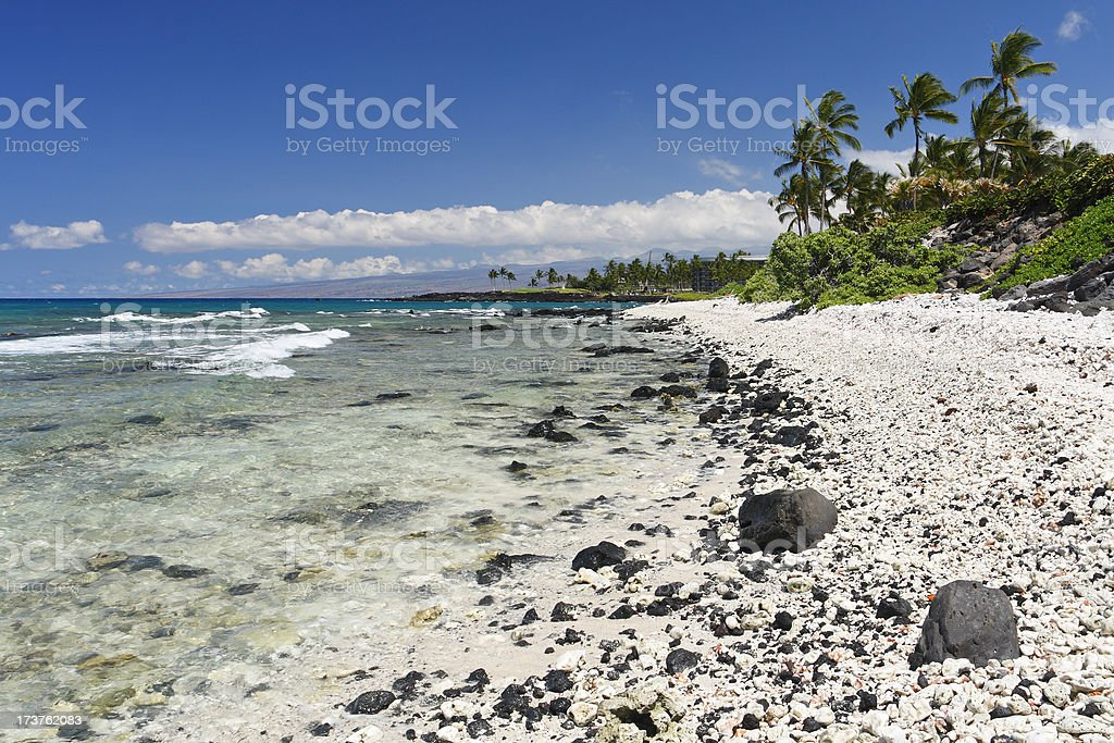 Kohala Coast royalty-free stock photo