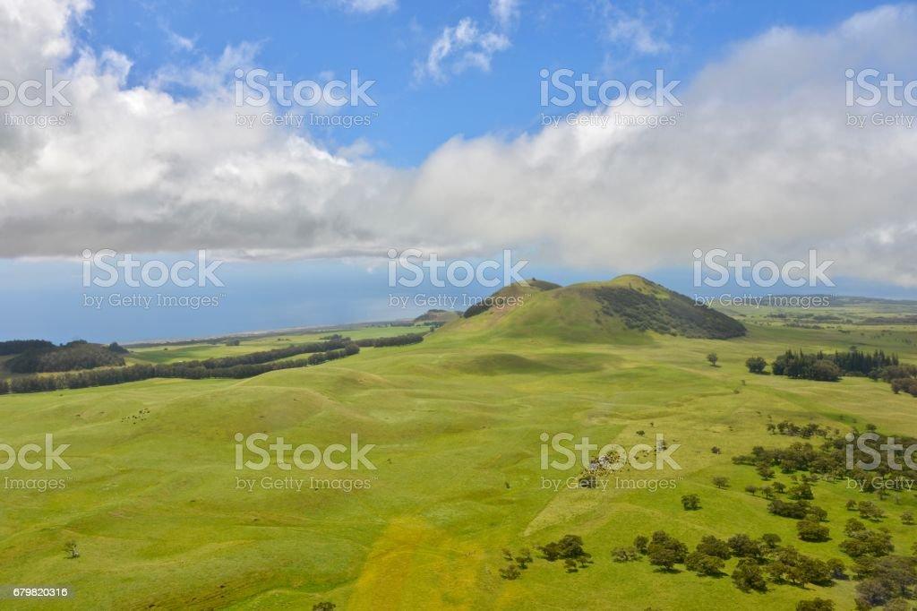 Kohala region, Hawaii Big Island stock photo