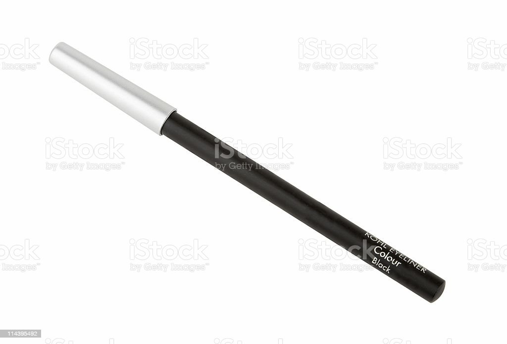 Kohl Eyeliner Pencil royalty-free stock photo