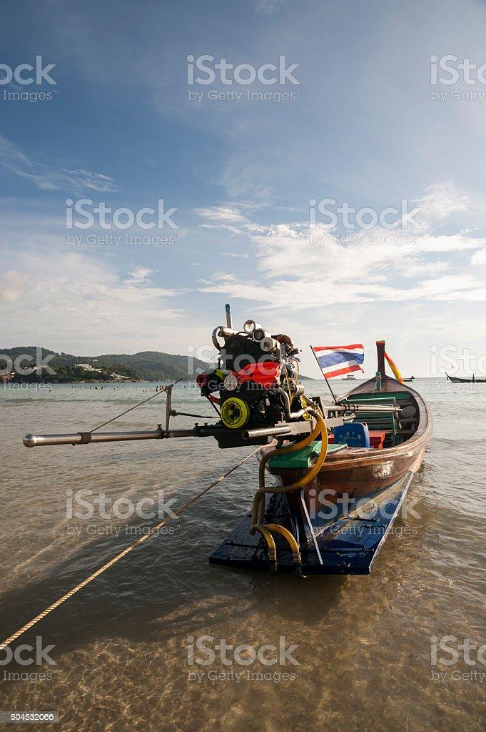 Kolae, Kata beach, Phuket, Thailand stock photo