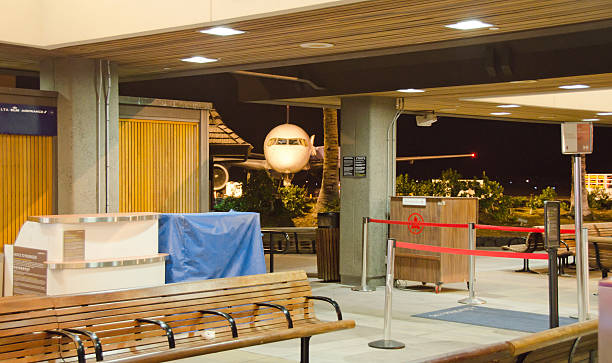 Kona Hawaii Airport Pictures Images And Stock Photos