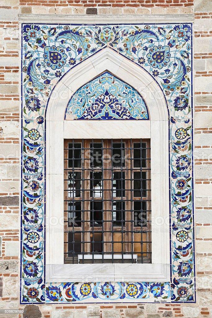 Konak Yali Mosque, Izmir, Turkey stock photo