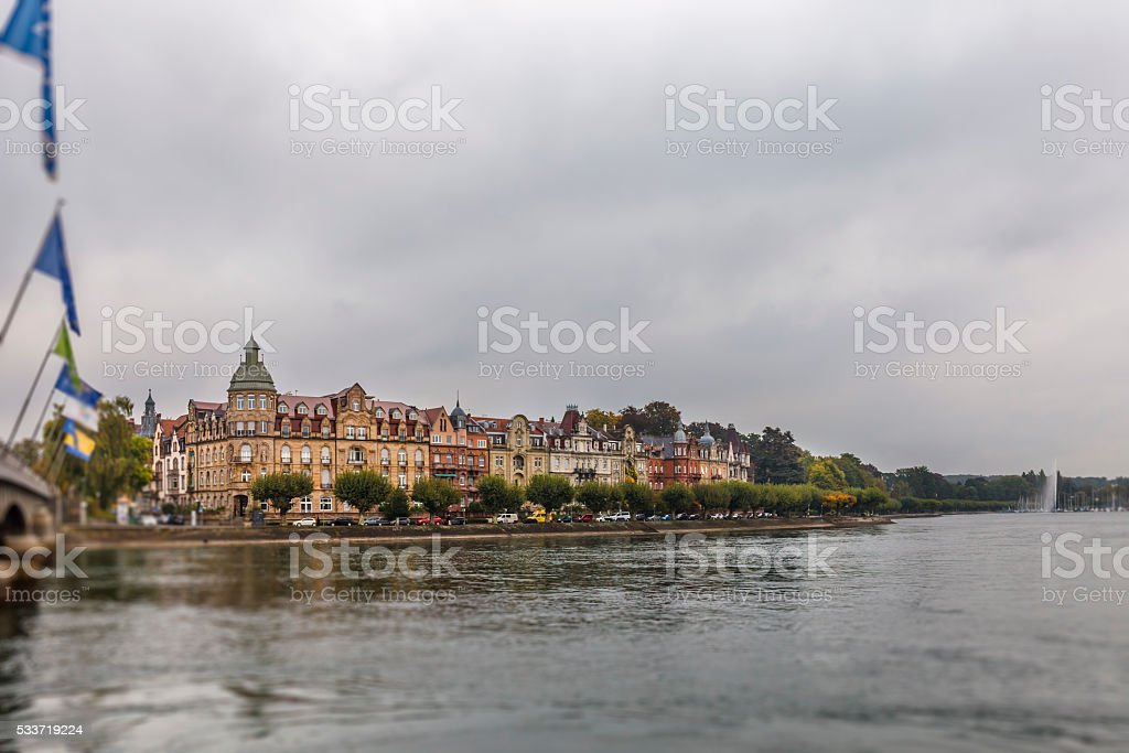 Kontstanz, the Old Town - Germany stock photo