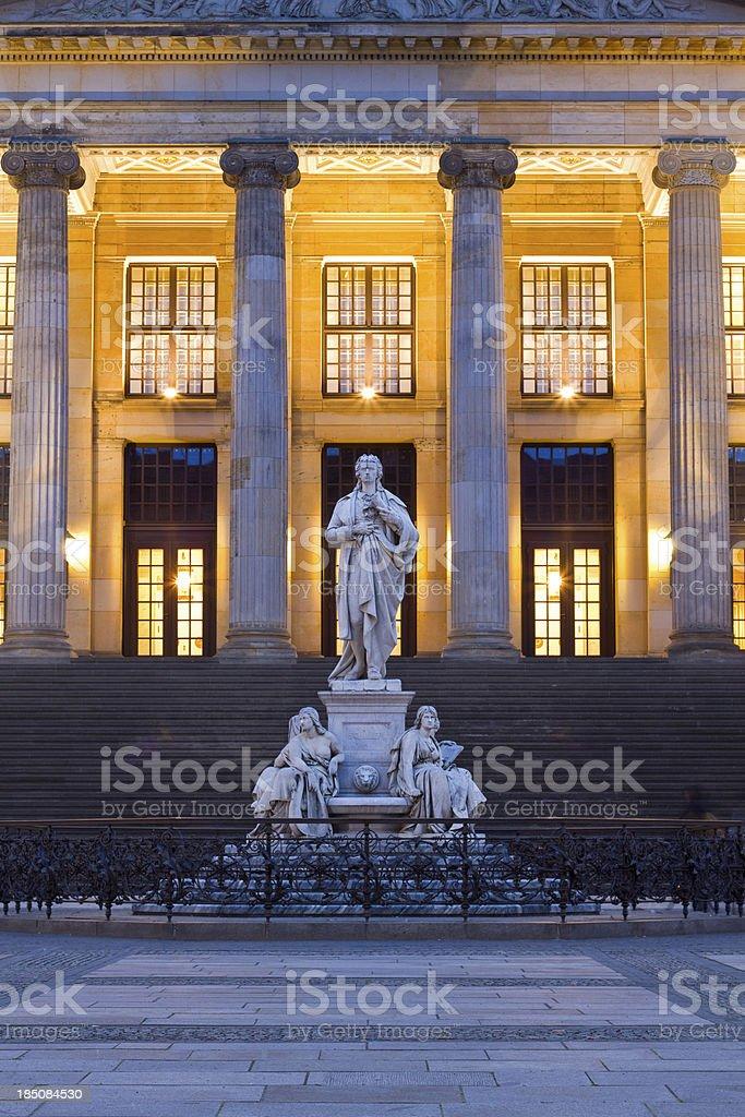 Konzerthaus, Berlin, Germany stock photo
