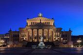 Konzerthaus on the Gendarmenmarkt in Berlin
